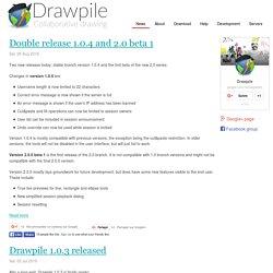 News - Drawpile
