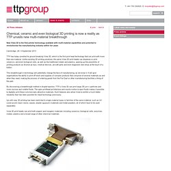 News and Events - TTP Group