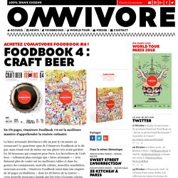 News > Foodbook 4 : Craft Beer