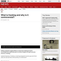 what is fracking and why is it controversial pdf
