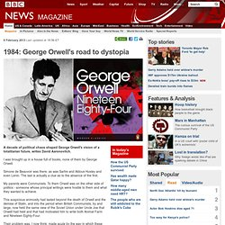 1984: George Orwell's road to dystopia
