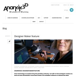 News & Info - Anarkik3D
