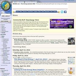 peswiki news a suivre