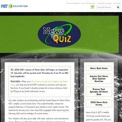 News Quiz - KET Education