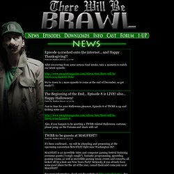News - ThereWillBeBrawl.com
