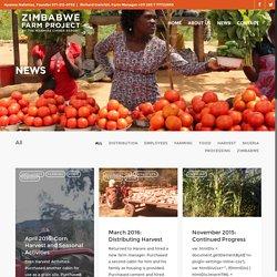 News – Zimbabwe Farm Project