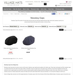 Newsboy Caps - Buy Newsboy Caps and Newsboy Hats online