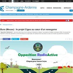 Bure (Meuse) : le projet Cigeo au cœur d'un newsgame - France 3 Champagne-Ardenne