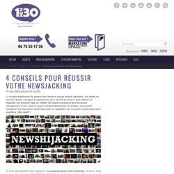 4 conseils pour réussir votre Newsjacking