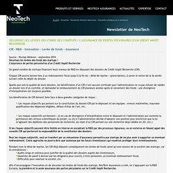 Newsletter Neotech Assurances - Actualités juridiques du e-commerce
