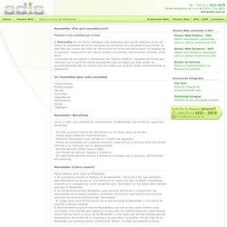 Newsletter - Diseña y envia el tuyo