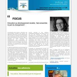 Newsletter Infos 21