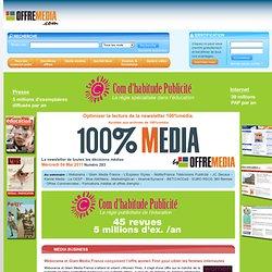Newsletter cent pour cent media Numéro 283