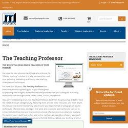 The Teaching Professor Newsletter