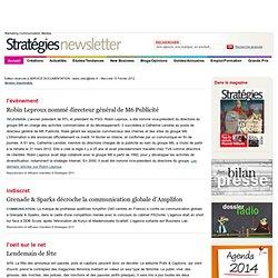 Newsletter Stratégies – [15/02/2012]