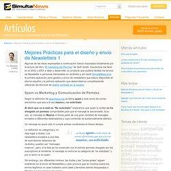 Diseñar y Enviar Newsletter - Consejos y Mejores Prácticas