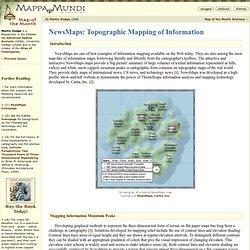 NewsMaps - Mappa.Mundi Magazine - Map of the Month