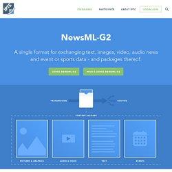 NewsML-G2 - IPTC