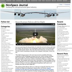 NewSpace Journal