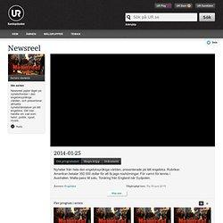 Newsreel: 2014-01-25