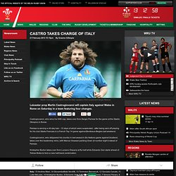 Castro takes charge of Italy