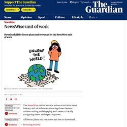 NewsWise unit of work