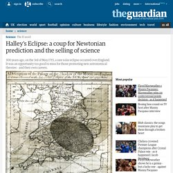 Halley's Eclipse: a coup for Newtonian prediction