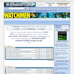 NewTorrents.info - your 0day source