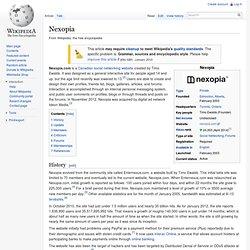 Nexopia