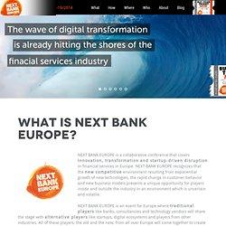 NEXT BANK EUROPE