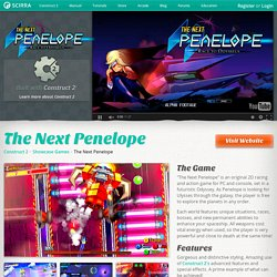 The Next Penelope - Construct 2 Games