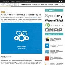 NextCloudPi = Nextcloud + Raspberry Pi