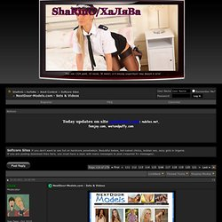 NextDoor-Models.com - Full Sets - Page 116 - ShaRinG
