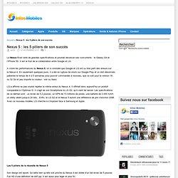 Nexus 5 : les 5 piliers de son succès