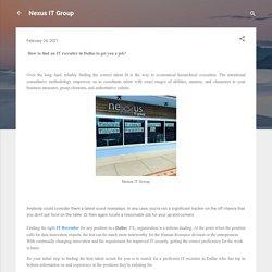 Nexus IT Group