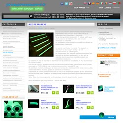 NEZ DE MARCHE - Phosphorescent