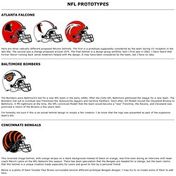 NFL PROTOTYPES