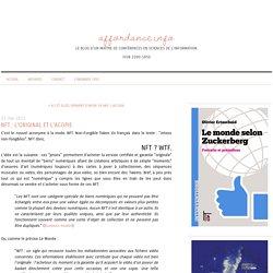 NFT : l'original et l'acopie
