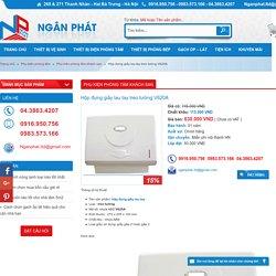 Hộp đựng giấy lau tay treo tường V620A giá tốt nhất Hà Nội