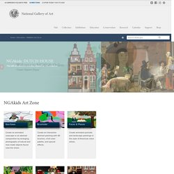 National Gallery of Art | NGAkids home page
