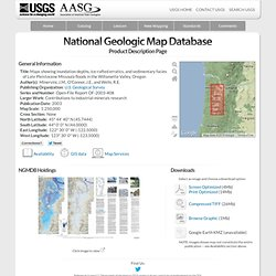 NGMDB Product Description Page