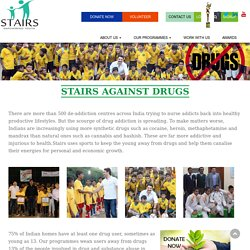 NGO Against Drugs, NGO for Youth in India