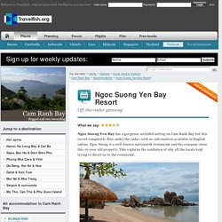 Ngoc Suong Yen Bay Resort