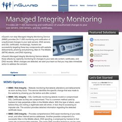nGuard - Integrity Monitoring
