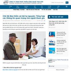 Chế độ Bảo hiểm xã hội tự nguyện: Tổng hợp các thông tin quan trọng cho người tham gia