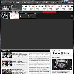 The National Hockey League