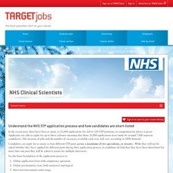 NHS Clinical Scientists