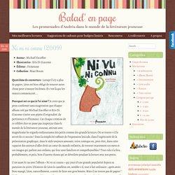 Ni vu ni connu (2009)