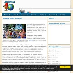 Nicaragua: Historia de Nicaragua