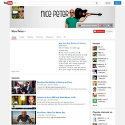 nicepeter's Channel‬‏
